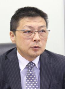 川上暁生氏