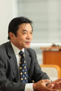 小林 幹男氏